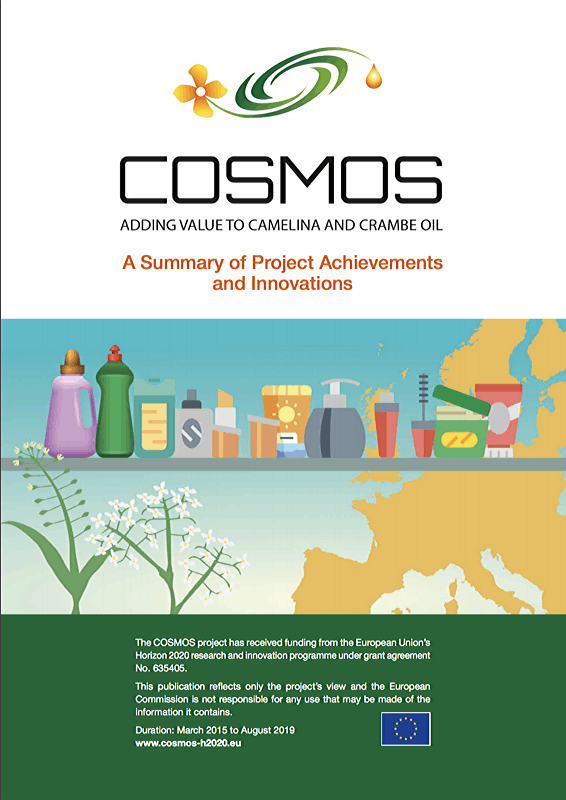 COSMOS Final brochure - Cover